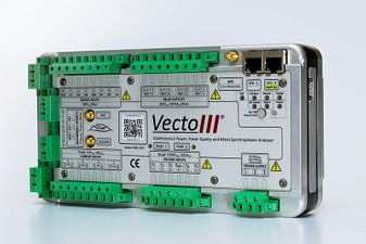 Vecto II power quality measuring equipment